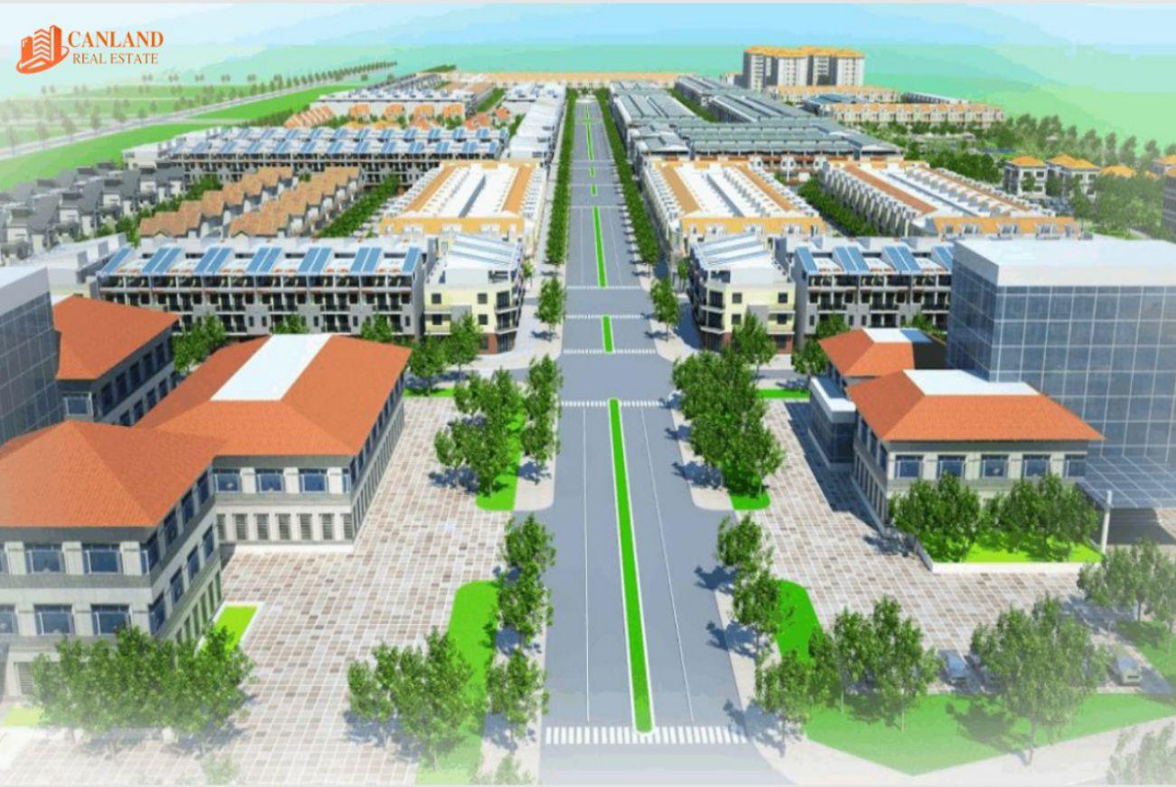 Thông tin chi tiết về Dự án City Land Bình Dương