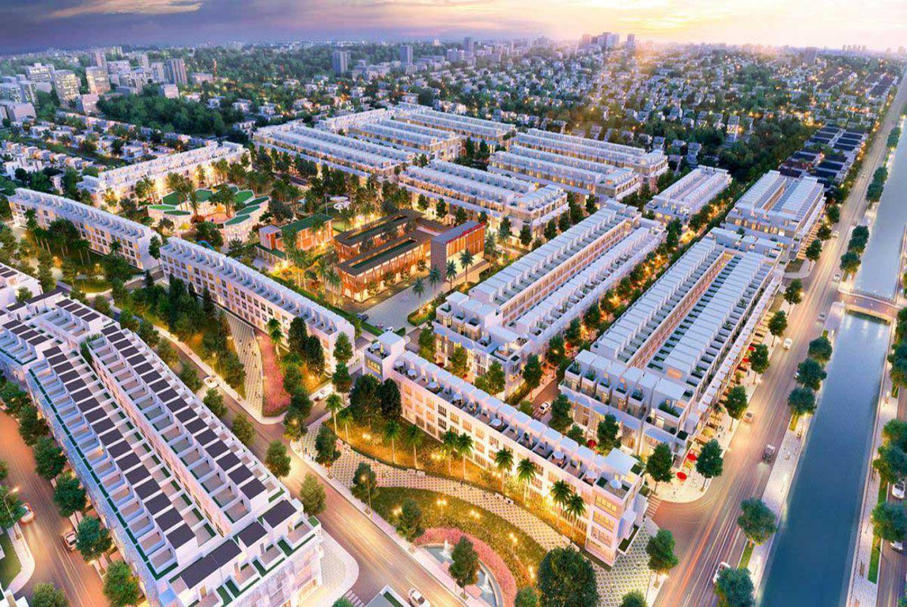 Thông tin chi tiết về Dự án Tân Lân Residence Long An