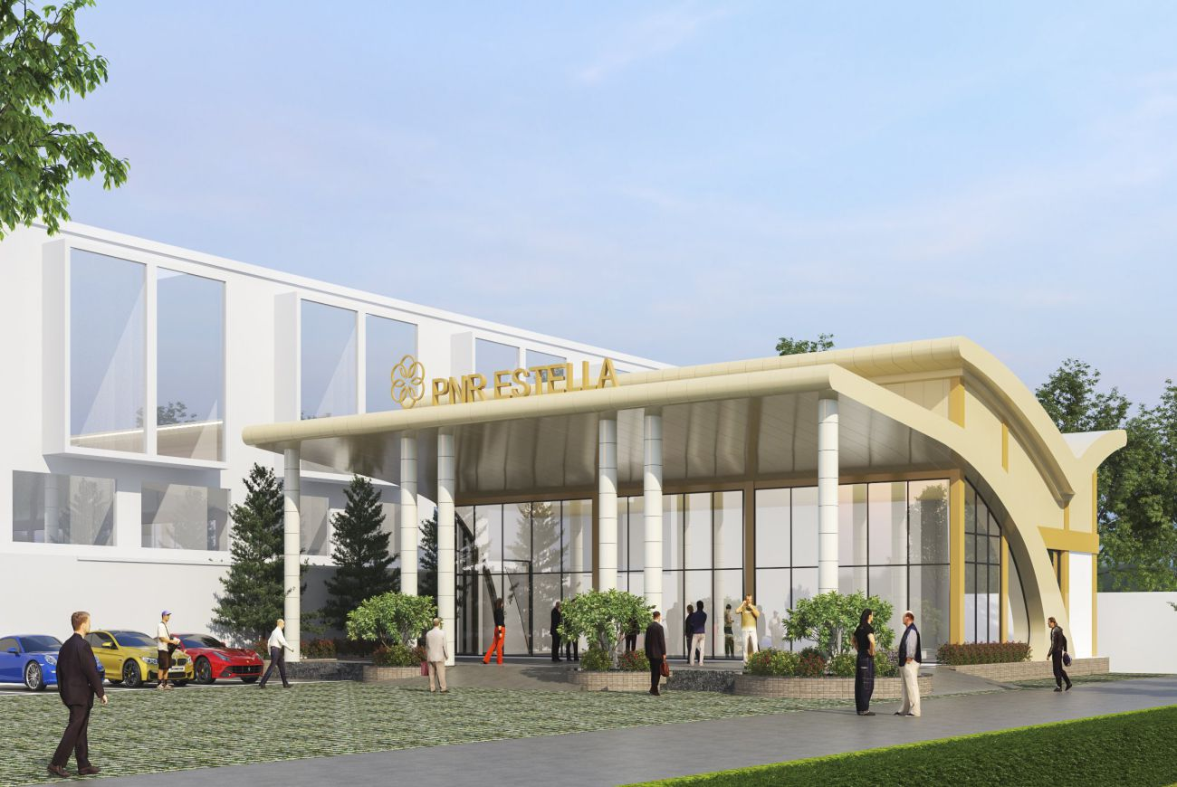 Thiết kế PNR Estella Trảng Bom Long An