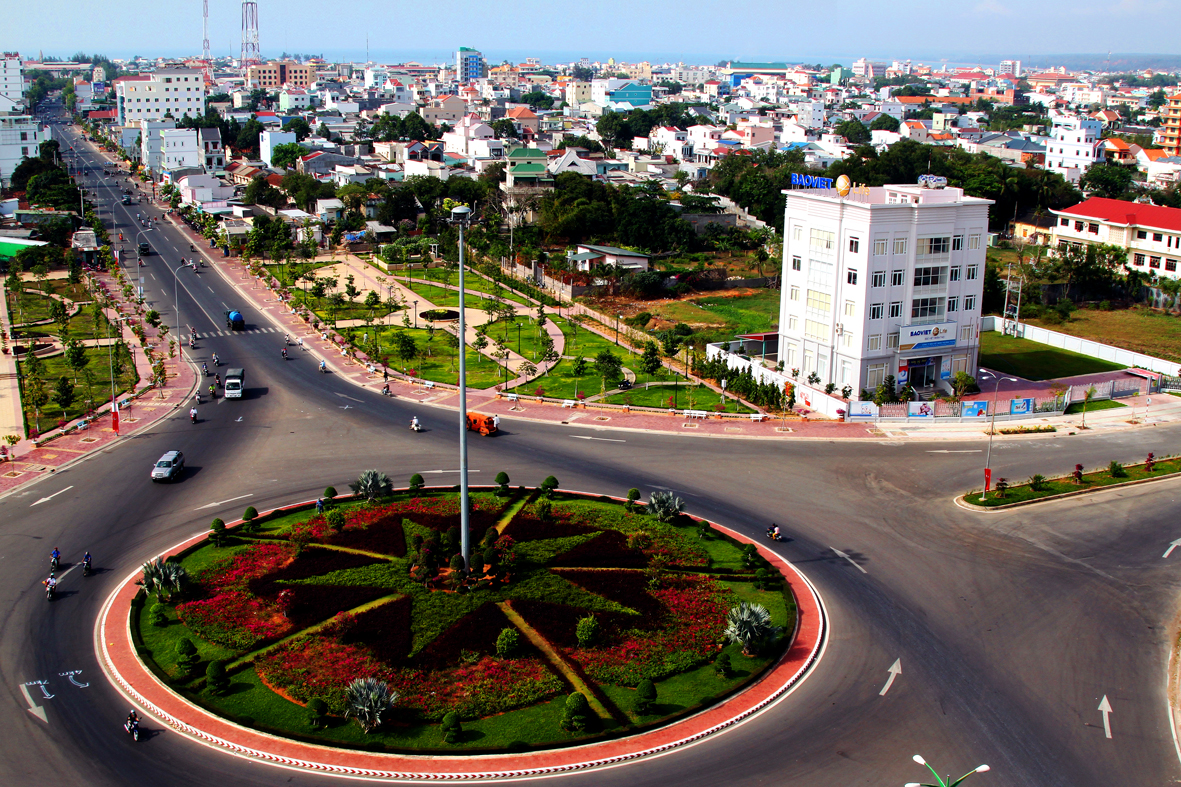 Bình Thuận Muốn Đẩy Nhanh Tiến Độ dự Án Khu Công Nghiệp – Dịch Vụ – Đô Thị Becamex VSIP Gần 5.000ha