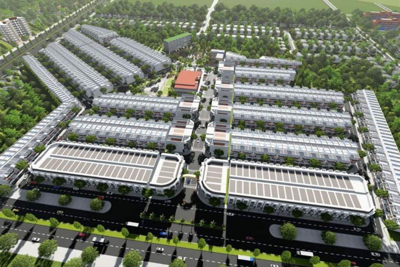 Thông tin chi tiết về Dự án Victory City Tân Uyên