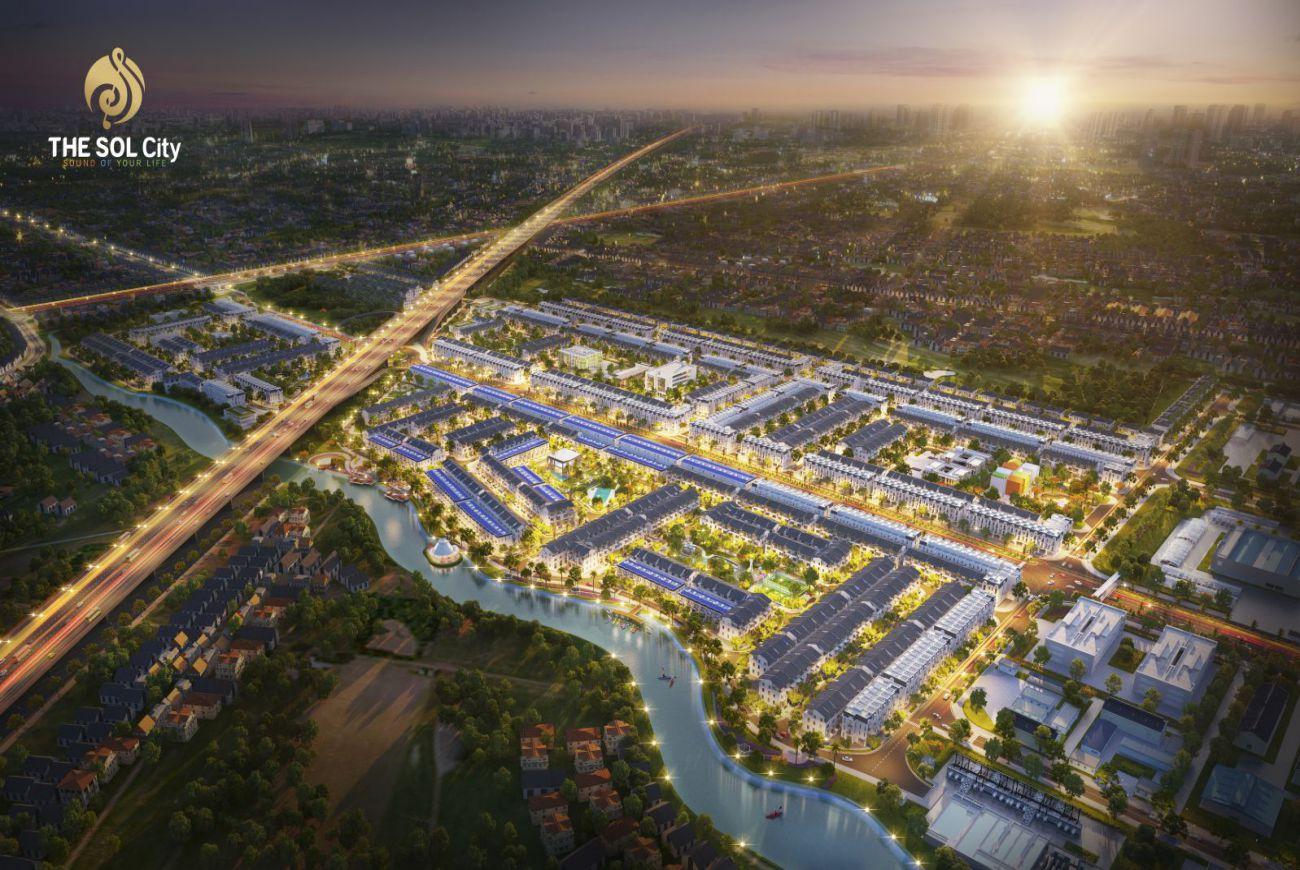 Giới thiệu sơ lượt về The Sol City Sài Gòn