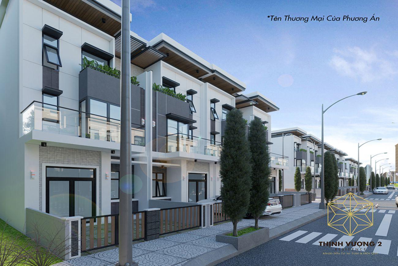 Thiết kế Thịnh Vượng 2 Residence Củ Chi