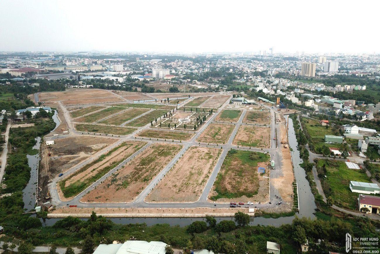 Tiến độ xây dựng khu dân cư Qi Island Bình Dương