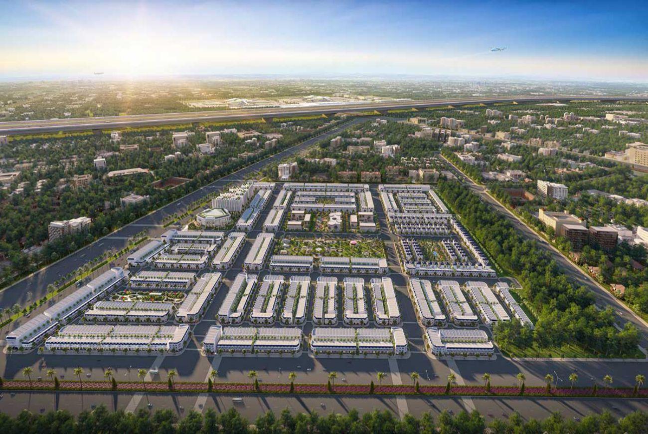 Thông tin chi tiết về Dự án Century City Long Thành
