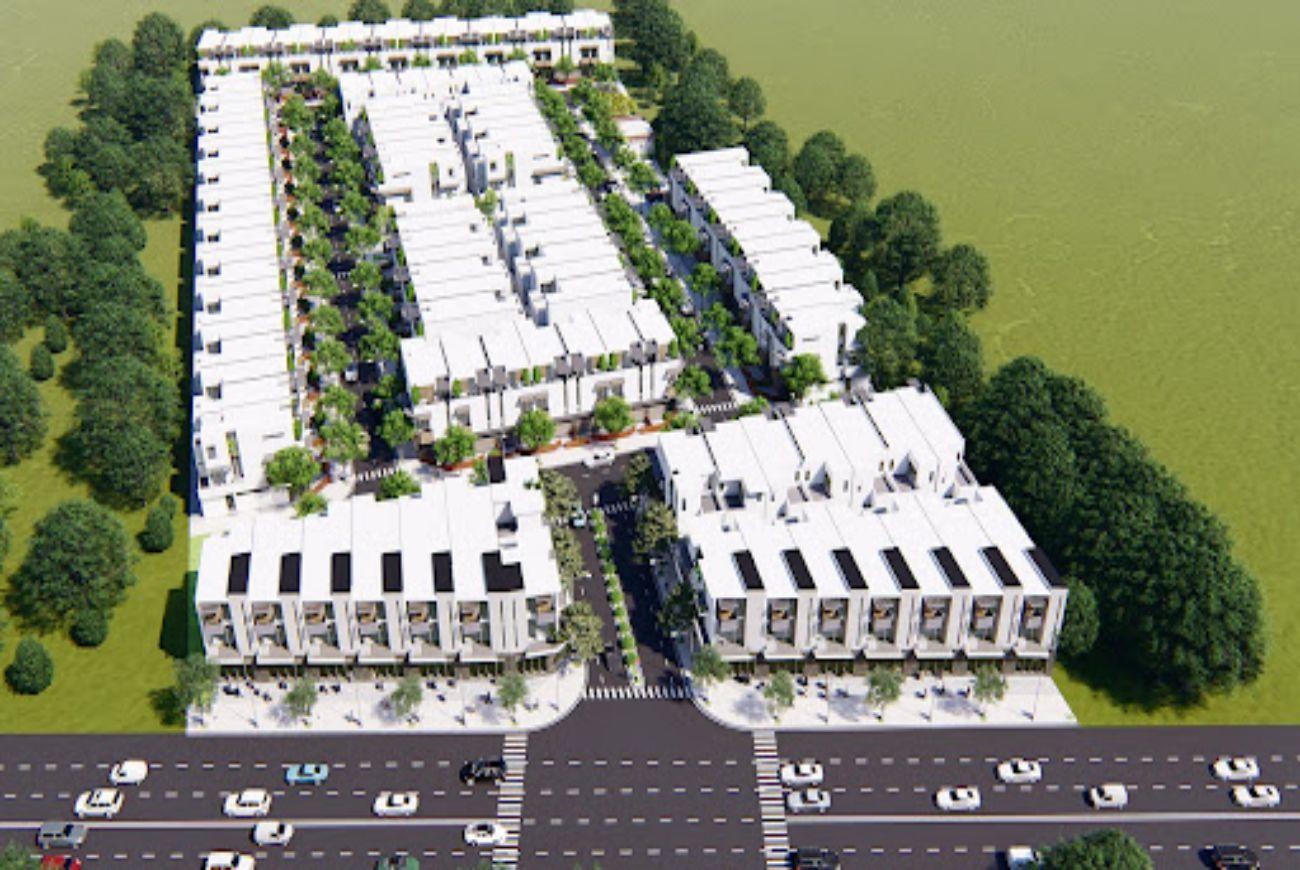 Thông tin chi tiết về Dự án Thuận Hoà Lucky Home Bình Phước