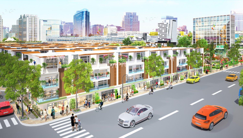 Thiết kế Green Valley Phước Bình Đồng Nai