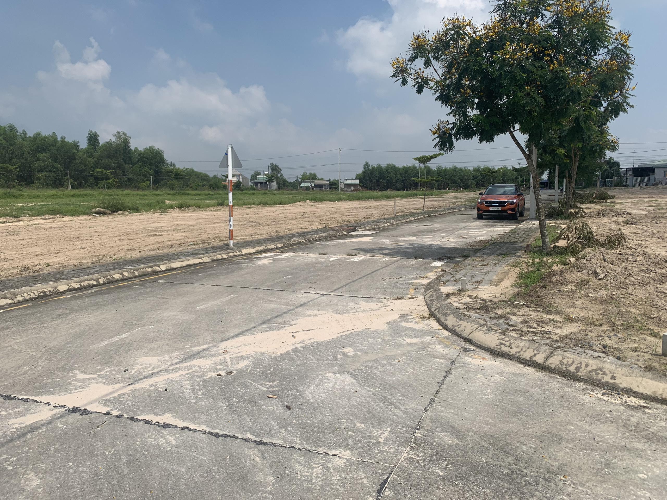 Tiến độ xây dựng khu dân cư Long Thành Riverside Đồng Nai