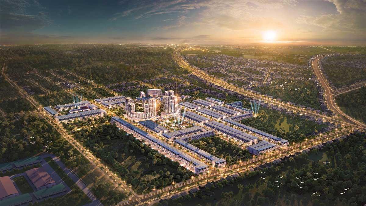 Thông tin chi tiết về Dự án TNR Grand Long Khánh