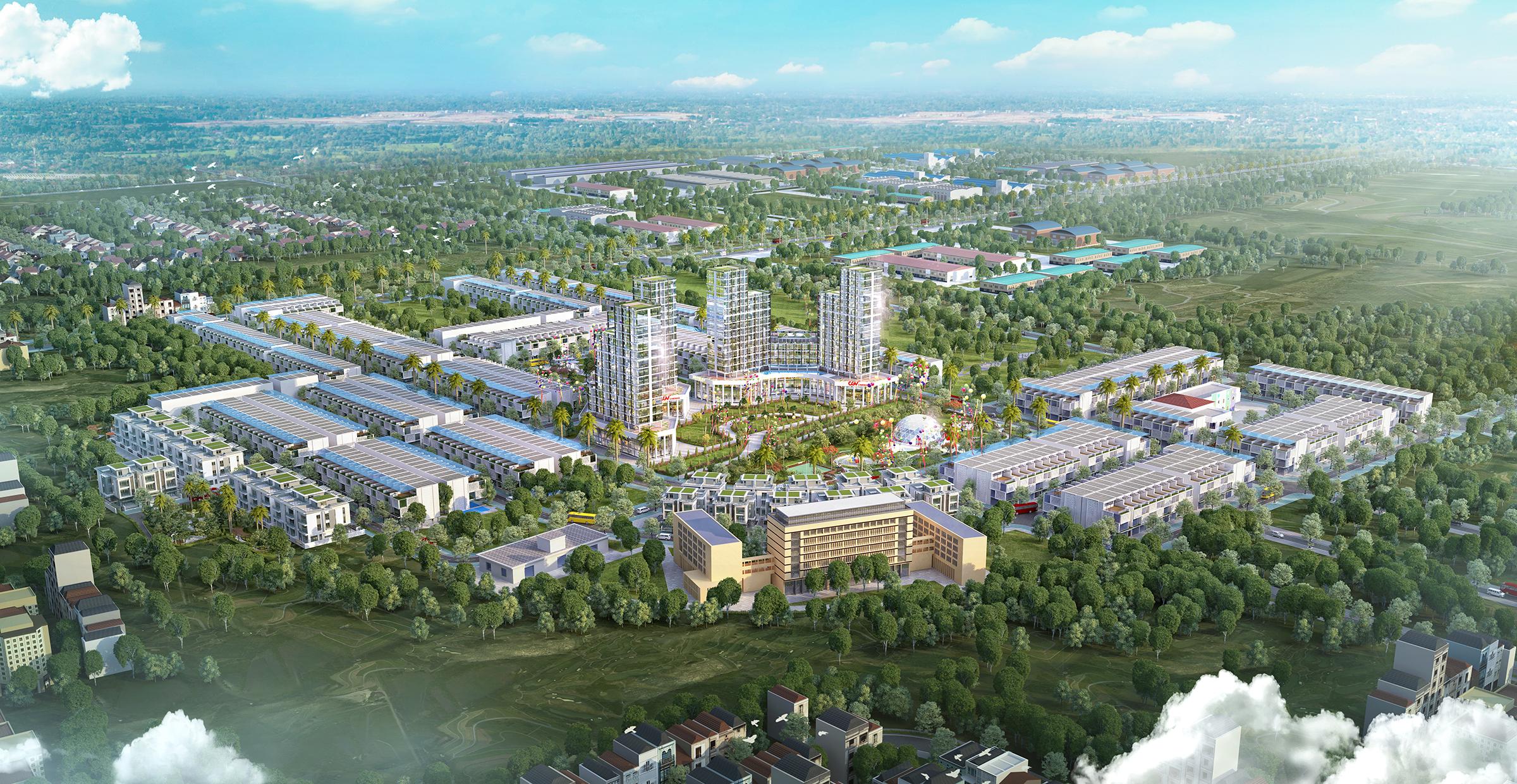 Giới thiệu sơ lượt về TNR Grand Long Khánh