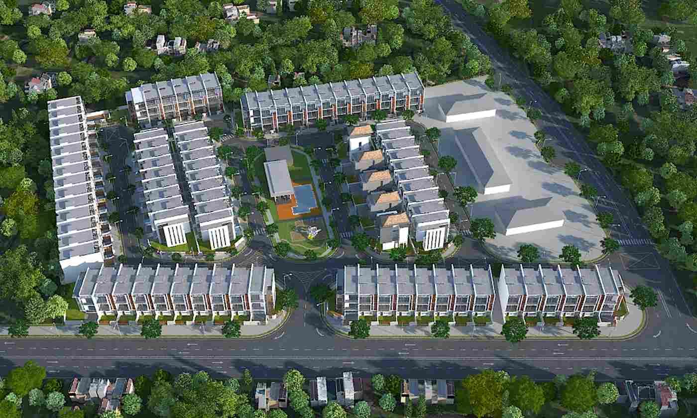 Thông tin chi tiết về Dự án The Sun Residence Nhà Bè