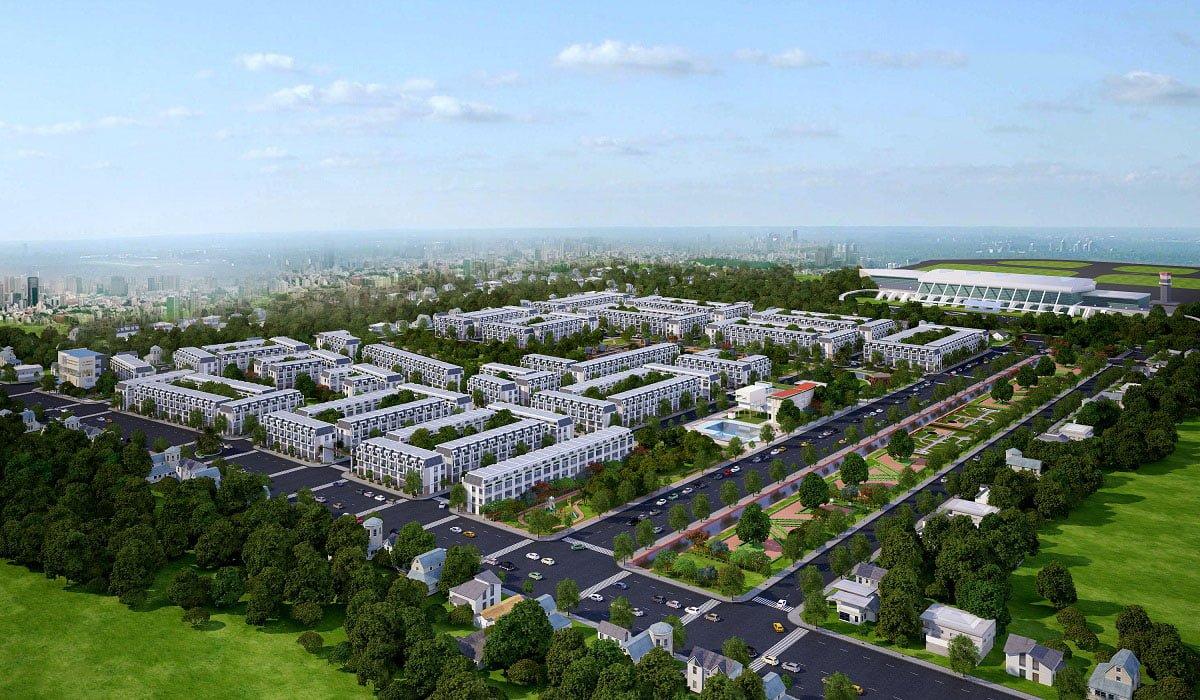 Thông tin chi tiết về Dự án Diamond Airport City Long Thành