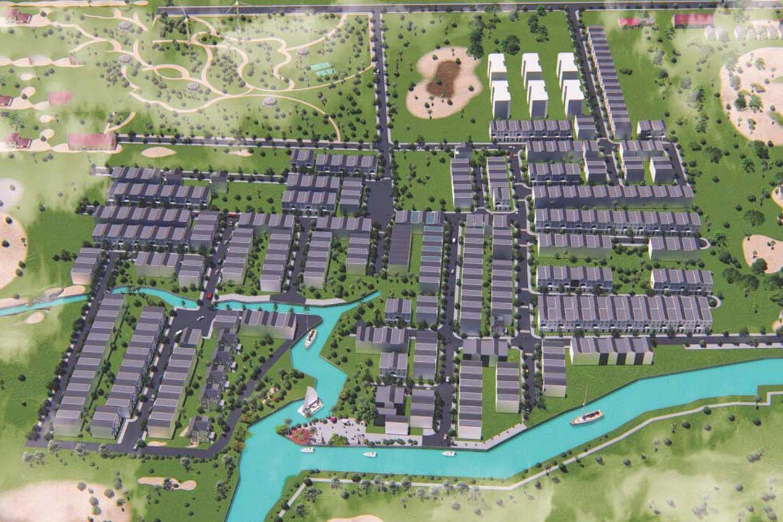 Thông tin chi tiết về Dự án Long Thành Riverside Đồng Nai