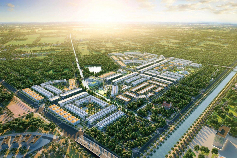 Thông tin chi tiết về Dự án Green Valley Phước Bình Đồng Nai