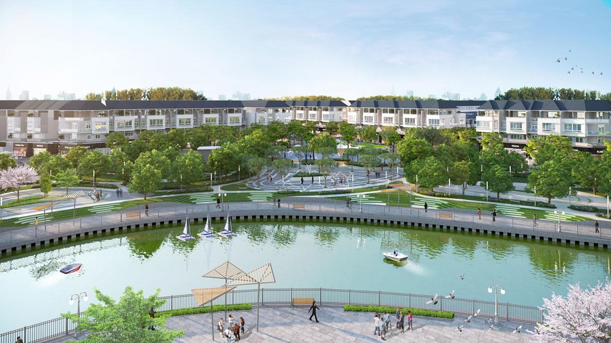 Thông tin chi tiết về Dự án Văn Hoa Villas Đồng Nai