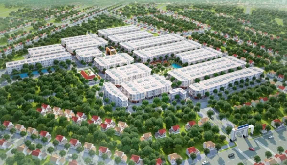 Thông tin chi tiết về Dự án Sunview Central Bình Phước