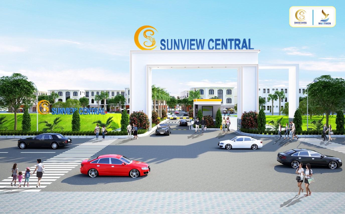 Thiết kế Sunview Central Bình Phước