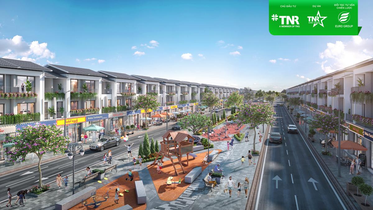 Thiết kế TNR Grand Long Khánh
